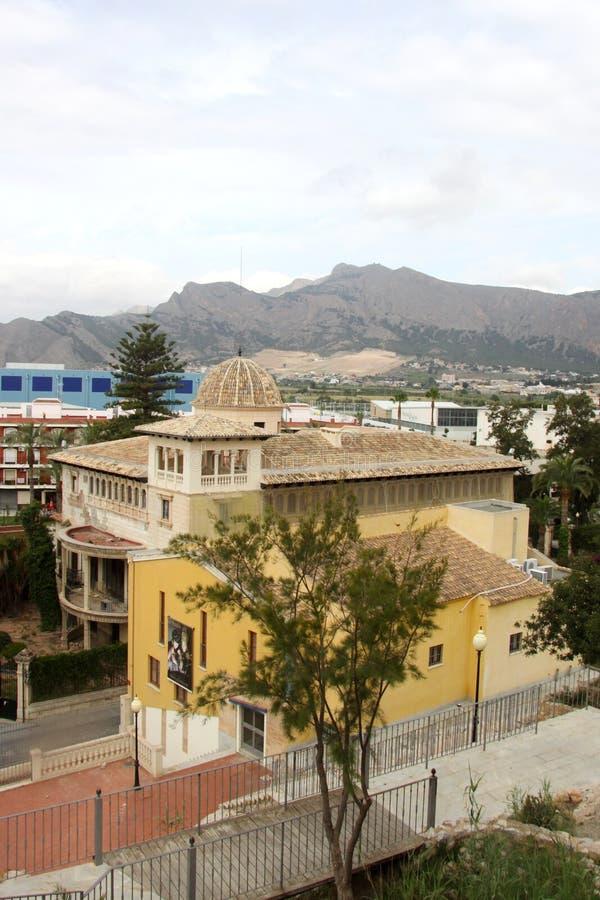 Download Casas En La Costa De Orihuela, España Imagen de archivo - Imagen de hospitalidad, chalet: 64205889