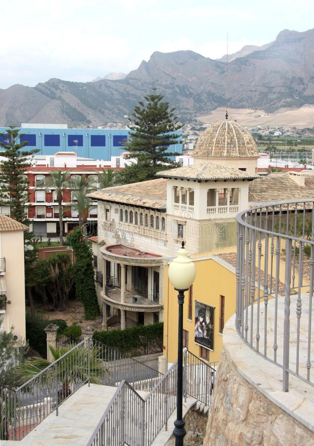 Download Casas En La Costa De Orihuela, España Imagen de archivo - Imagen de españa, orilla: 64205937