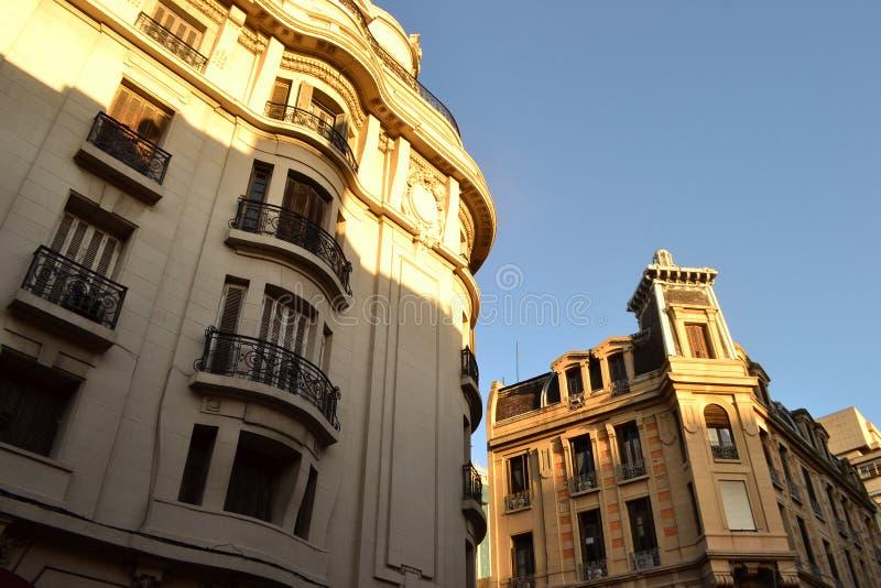 Casas históricas foto de stock