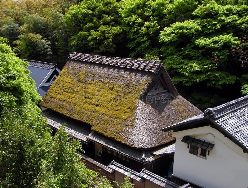 Casas Tradicionais Foto de Stock
