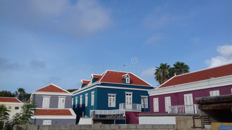 Casas velhas fotos de stock royalty free