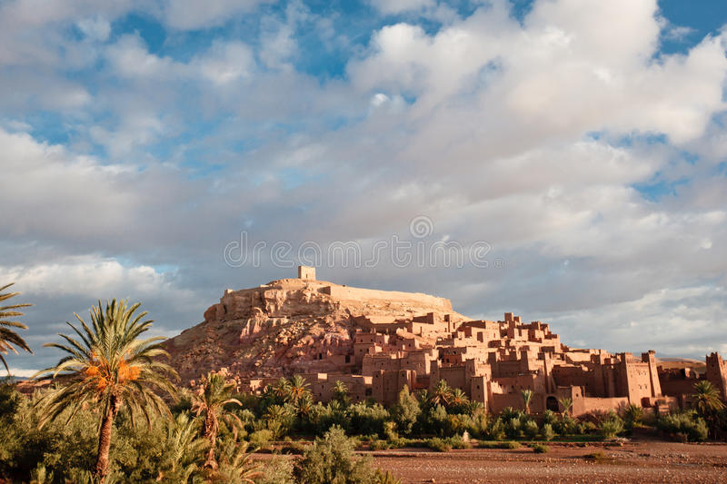 Download Casbah Ait Benhaddou, Morocco Stock Images - Image: 22742504