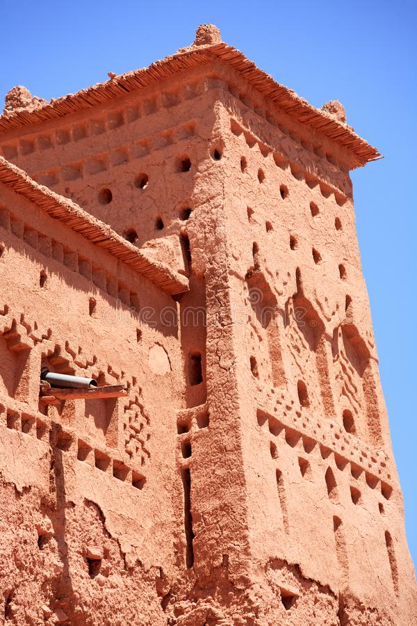 Download Casbah Ait Benhaddou Morocco Stock Photo - Image: 8455574