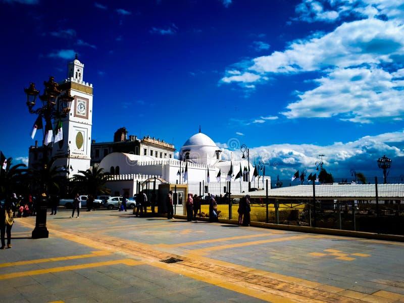 Casbah-Stadt lizenzfreies stockbild
