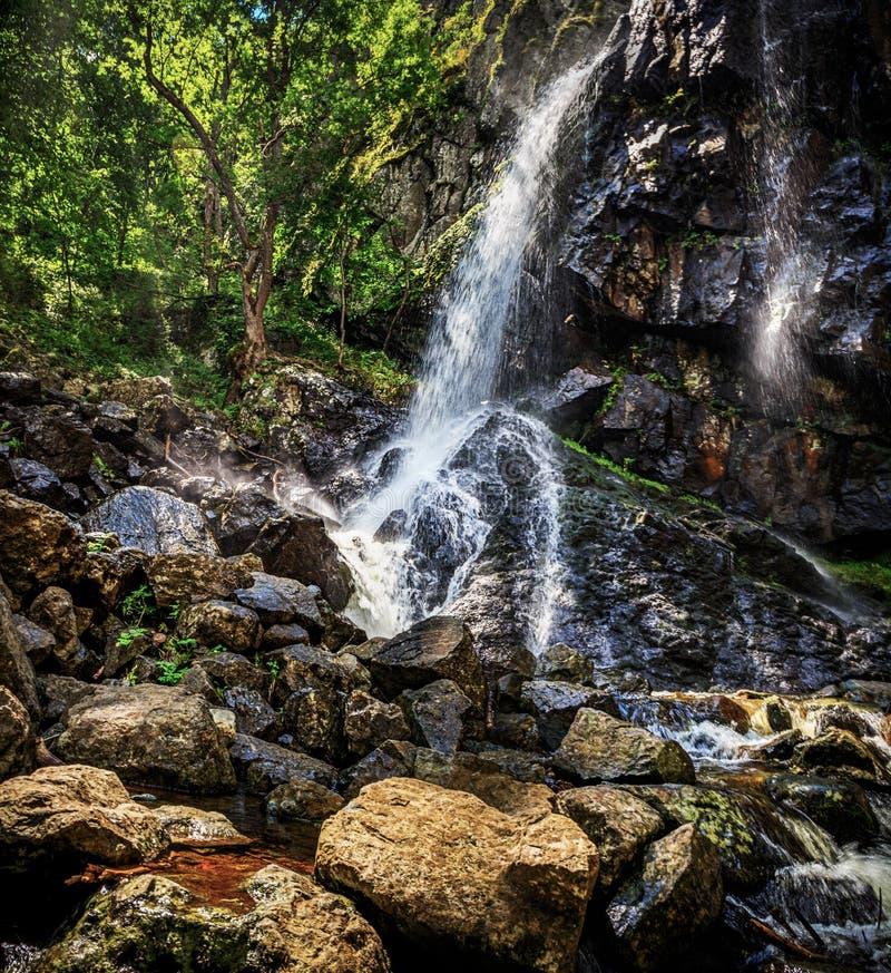 Cascada de Boyana, Sofía, Bulgaria imágenes de archivo libres de regalías