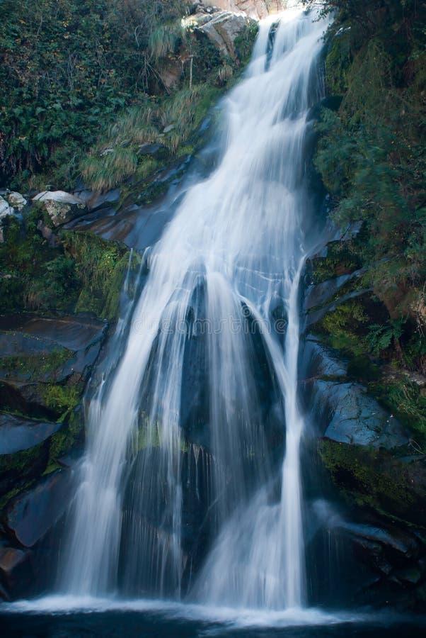 Cascada de Cumbrecita del La fotografía de archivo