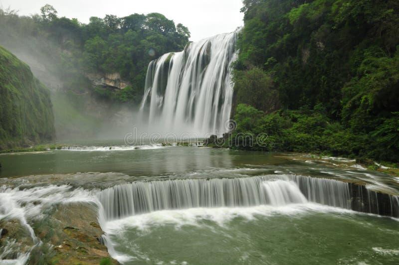 Cascada de Huangguoshu foto de archivo libre de regalías