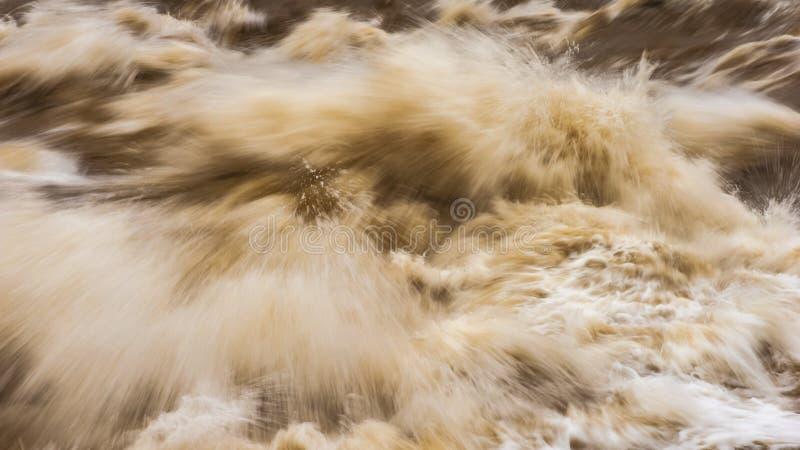 Cascada de Hukou imágenes de archivo libres de regalías