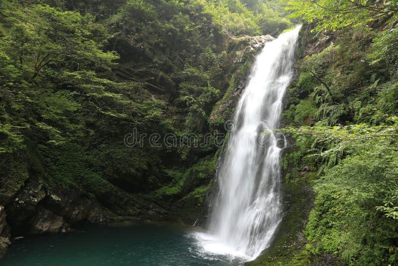 Cascada de la charca de Jinggang Phoenix foto de archivo