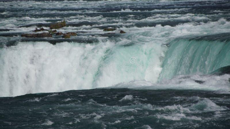 Cascada de las cataratas del Niagra fotografía de archivo