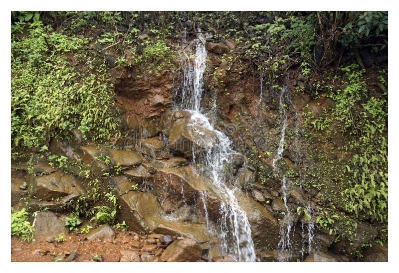 Cascada de Tungareshwar fotografía de archivo libre de regalías