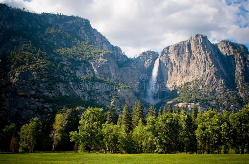 Cascada de Yosemite, California imágenes de archivo libres de regalías