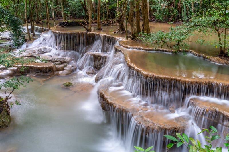 Cascada en Tailandia fotografía de archivo libre de regalías