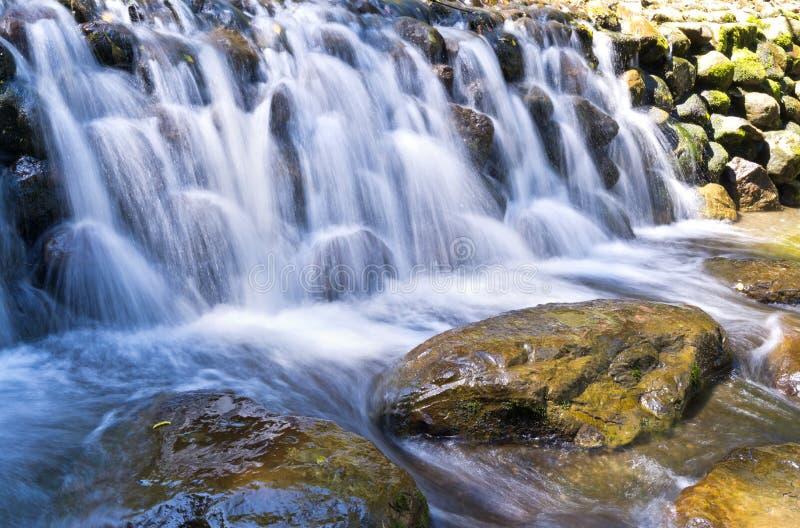 Cascada hermosa en Taiwán fotos de archivo