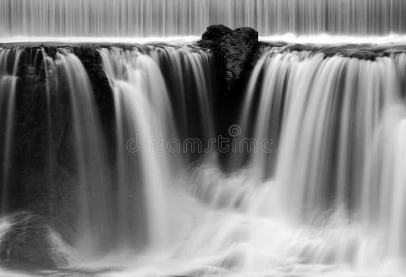 cascada Idaho del shoshone fotos de archivo