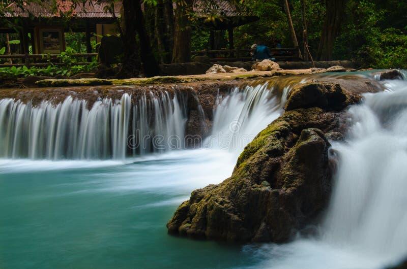 Cascada Krabi fotografía de archivo