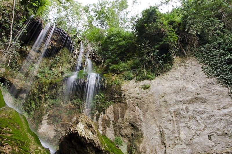 Cascadas de Krushuna fotografía de archivo