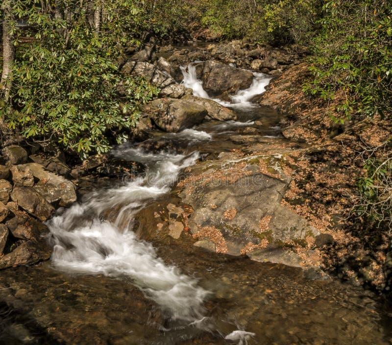 cascade stock foto