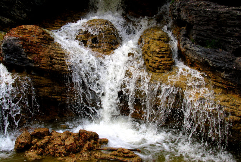 Download Cascade stock image. Image of nature, cascade, rocks, sparkle - 120015