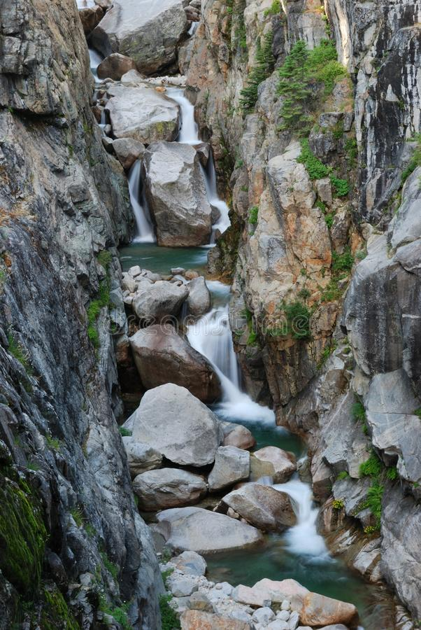 Download Cascade stock image. Image of waterfalls, nature, wilderness - 22104875