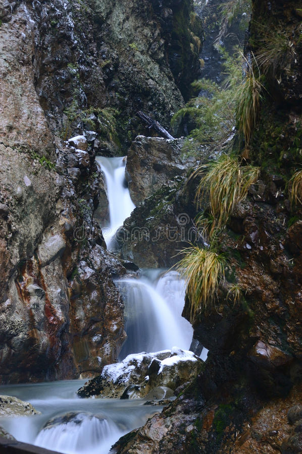 Cascade royalty-vrije stock foto's