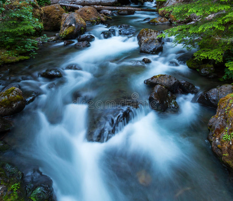 Cascade Stock Image