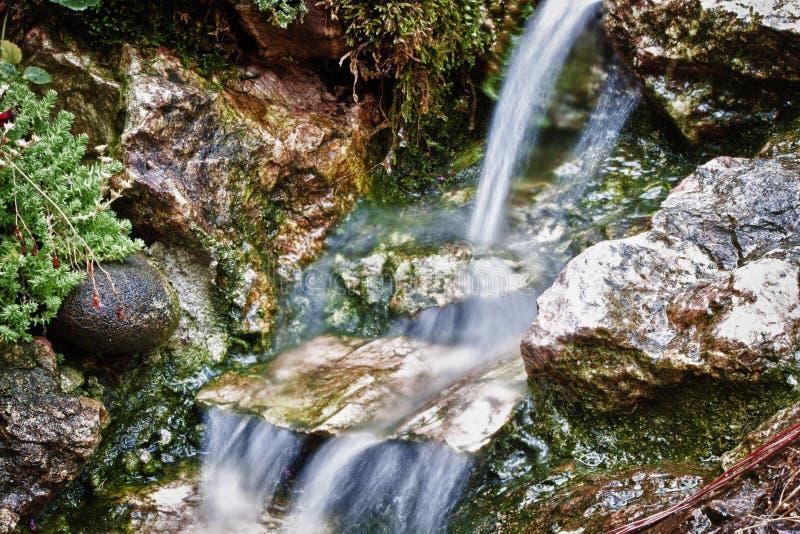 Cascade photographie stock libre de droits