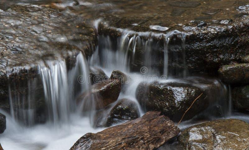 Cascade chez Eagle Creek 3 photo stock