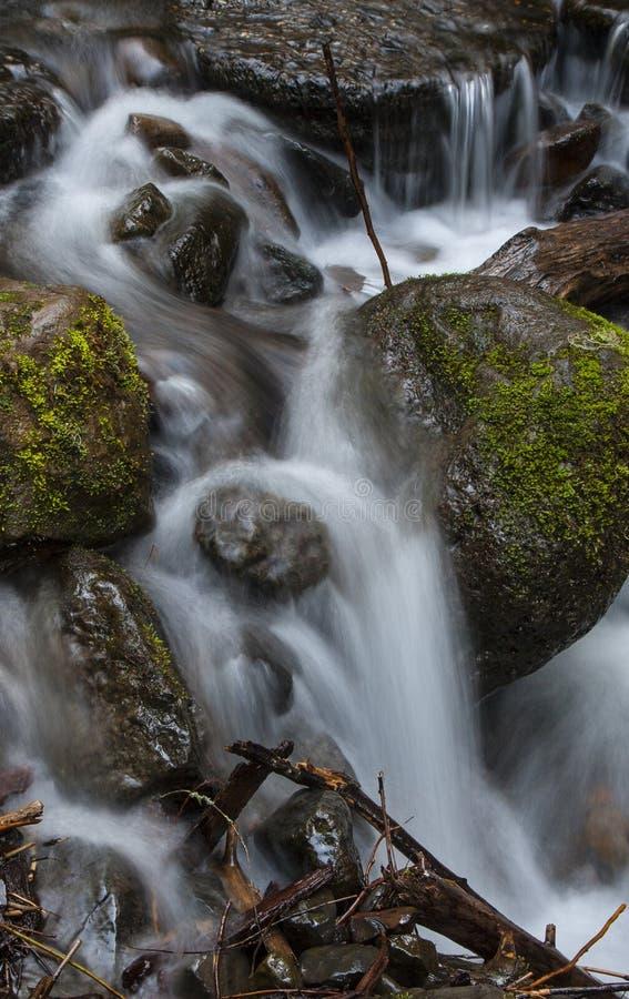 Cascade chez Eagle Creek 2 images libres de droits