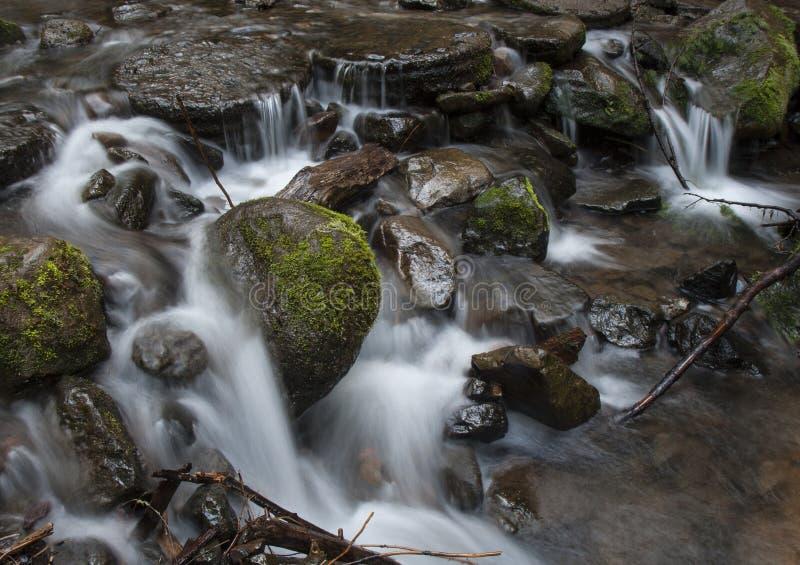 Cascade chez Eagle Creek 1 photos stock