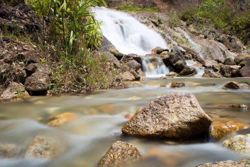 Cascade de Bansapansua images stock