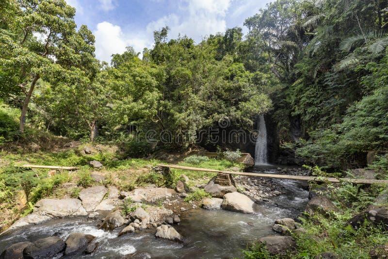 Cascade de Murundao photos libres de droits