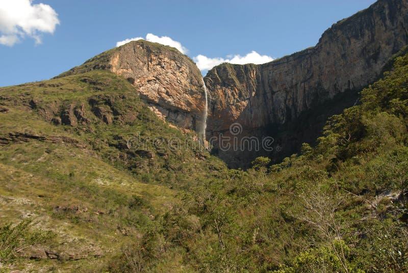 Cascade de Tabuleiro image libre de droits