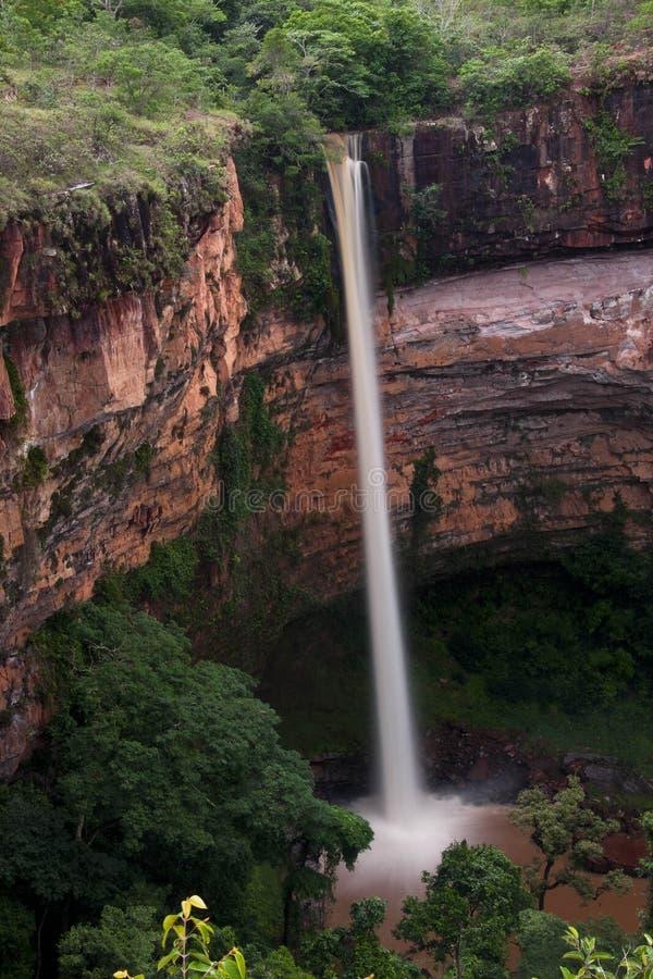 Cascade de Veu DA Noiva photos libres de droits