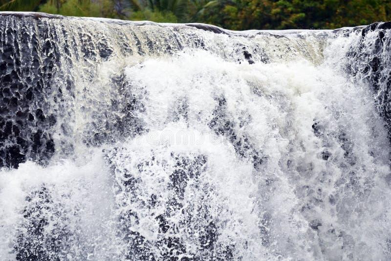Cascade du ` s Phoy de nom de cascade image stock