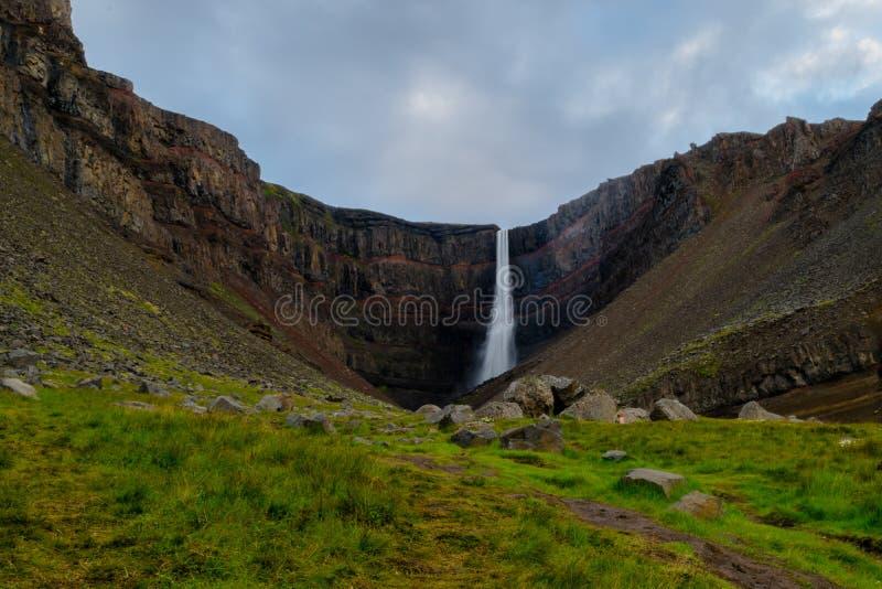 Cascade en Islande photos stock