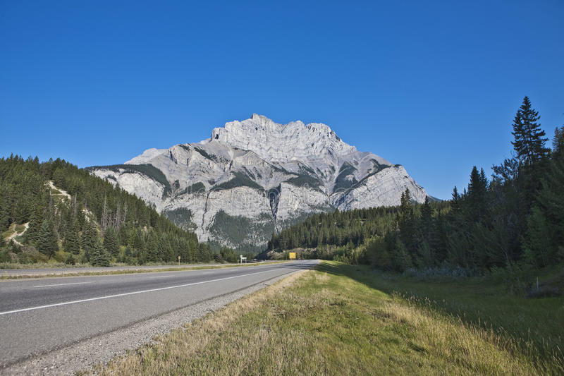 Download Cascade Mountain - Banff National Park Stock Image - Image: 12694211