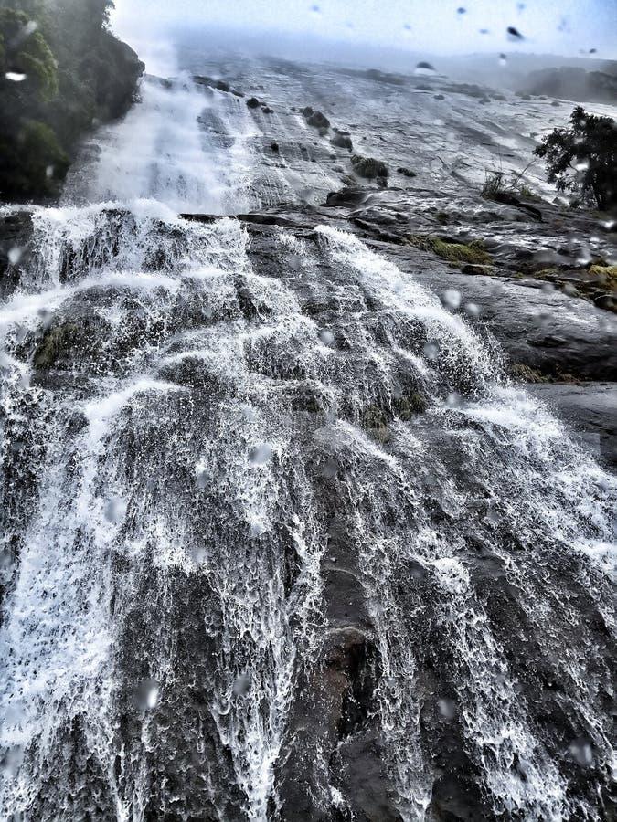 Cascades de Lakkam image stock