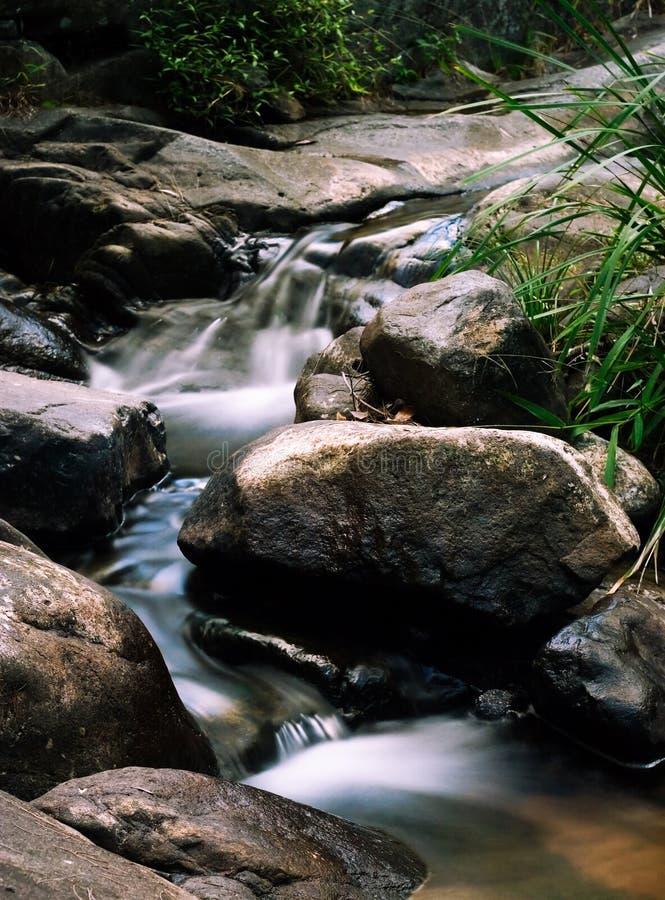 Download Cascading Waterfall stock photo. Image of serene, waterfall - 4967822