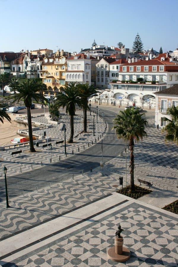 Cascais в Португалии стоковые фото
