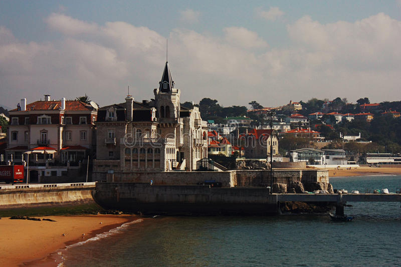 cascais Portugal zdjęcia royalty free
