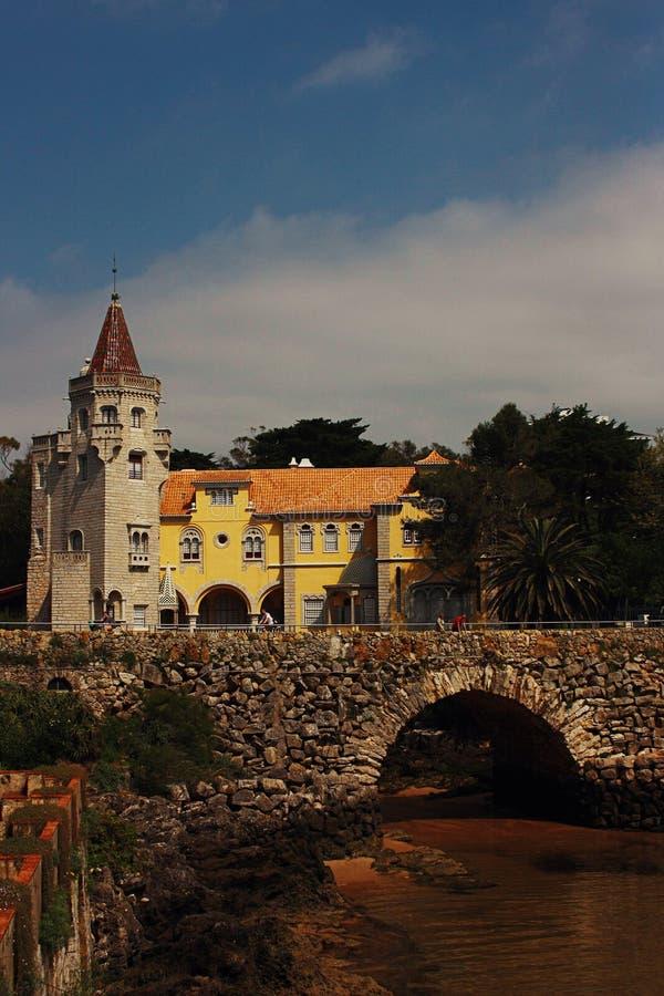 cascais Portugal fotografia royalty free