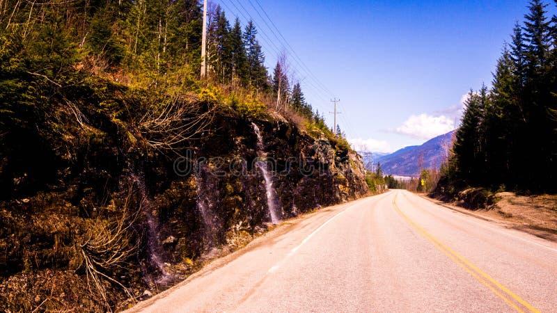 Download Cascata fotografia stock. Immagine di cascata, d0, canada - 55352324