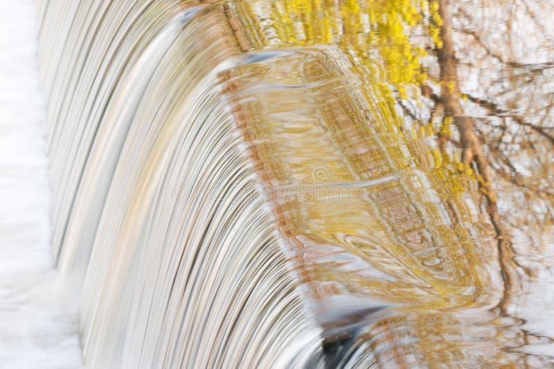 Cascata da angra de Portage fotografia de stock royalty free