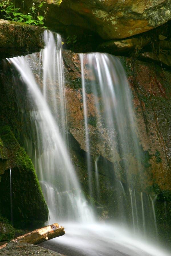 Cascata del nord della Georgia fotografia stock libera da diritti