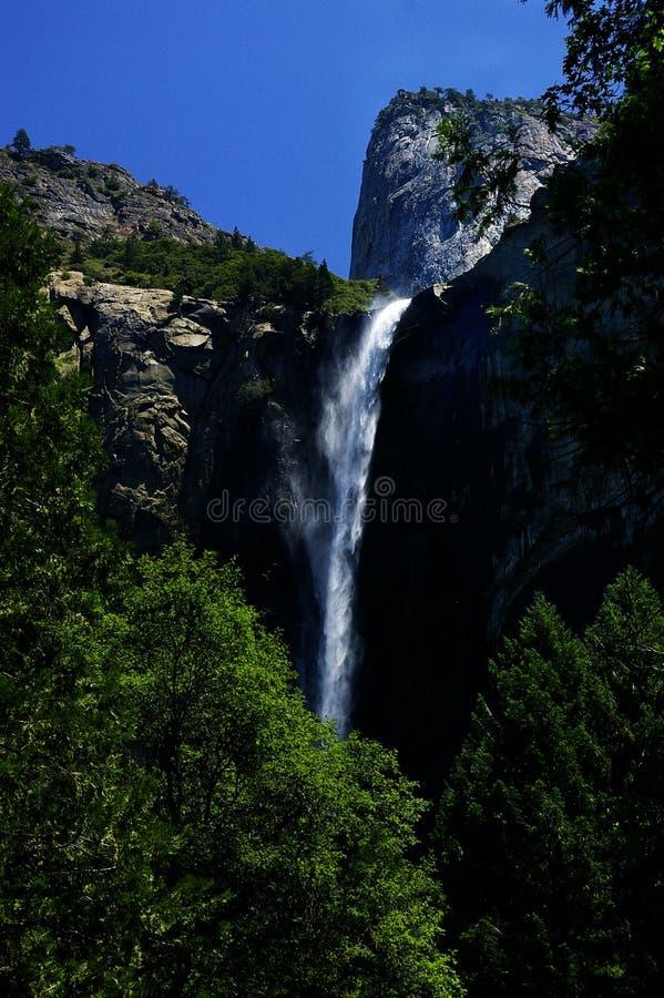 Cascata di Bridalveil fotografie stock