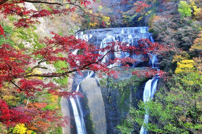 Cascata di Fukuroda immagine stock libera da diritti