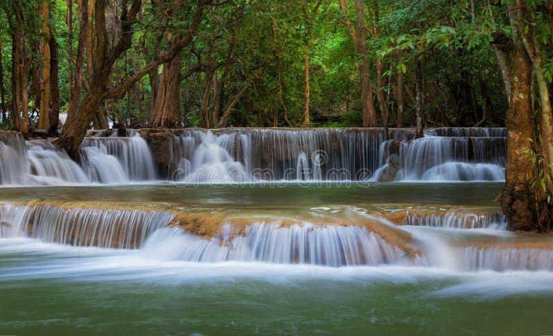 Cascata di Huay Mae Kamin immagini stock