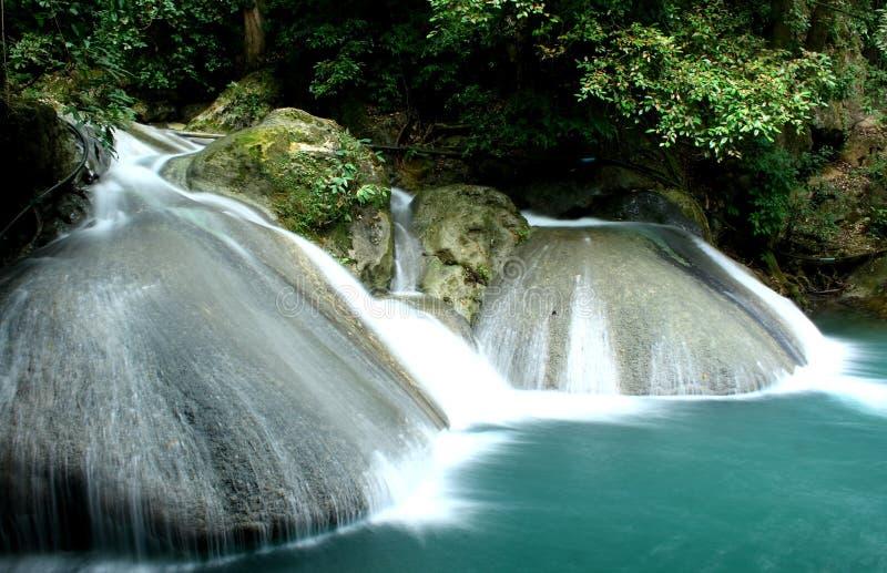 Cascata-Erawan immagine stock libera da diritti