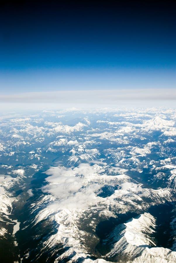 Cascatas do norte imagens de stock royalty free